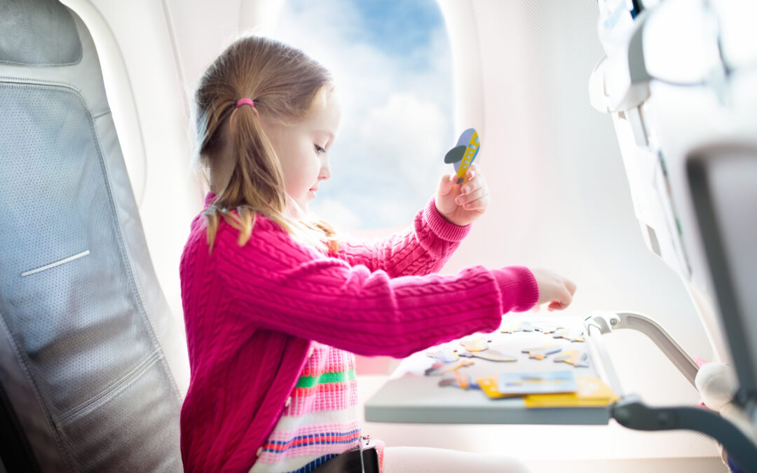 International Travel With Children in Separation & Divorce