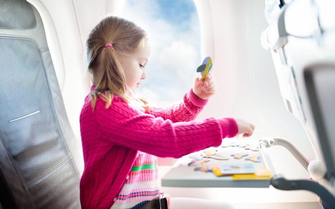 International Travel With Children in Separation & Divorce