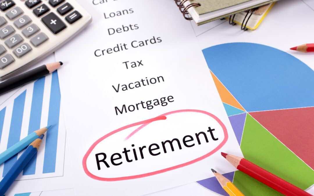 Retirement & Support Payments